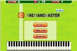 piano games with real keyboard for typing
